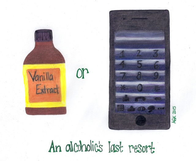 An Alcoholics Last Resort