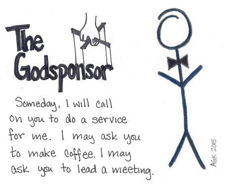 The Godsponsor