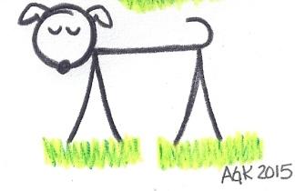 Fluffy Drawing