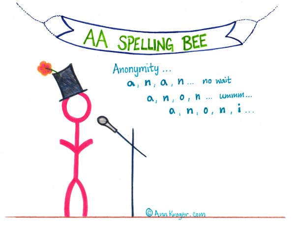 AA Spelling Bee